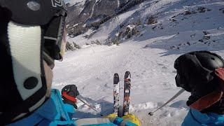 Taos Ski Valley Kachina Peak Skiing