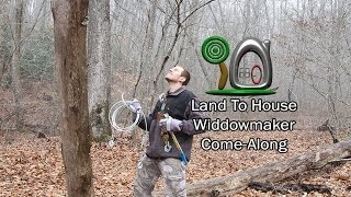 Widdowmaker Removal With Come Along