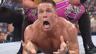 John Cena vs. Chris Jericho: SmackDown, July 18, 2002