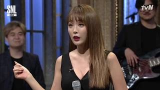 호스트 홍진영 애교 경운기춤 졸귀 존예 섹시