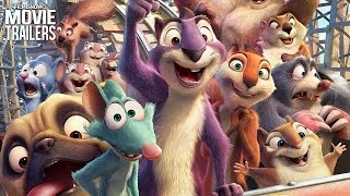 THE NUT JOB 2: Nutty by Nature | NEW Animated Movie Trailer