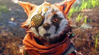 BIOMUTANT Cinematic Trailer + Gameplay - PS4/Xbox One/PC (2018)