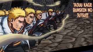 Naruto_Gaiden | Episode 9 | Showdown !! Naruto-Sasuke-Sakura Vs Uchiha Shin Army !!