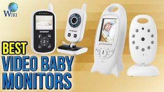 9 Best Video Baby Monitors 2017