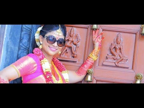 Malaysian Indian  Wedding Highlights of Jeysigan & Vanasundari By Golden Dreams Gdu