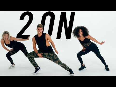 2 On - Tinashe | Caleb Marshall | Dance Workout
