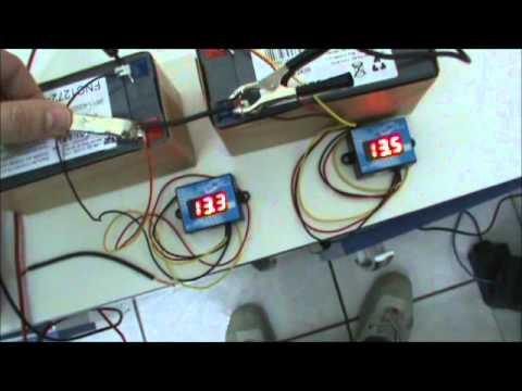 Como Ligar Baterias em Série 24V Para Amplificadores Como SD25k 19k2d SD35k somsc .br