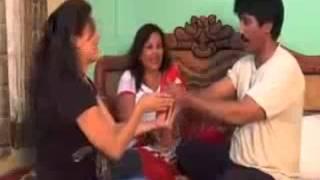 Khel Khel Me Kha Gai Sali Maar   Funny   whatsappvideo net