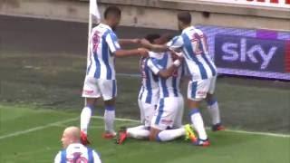 HIGHLIGHTS: Huddersfield Town 2-1 QPR