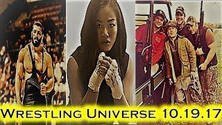 WU 10.19.17: Wrestlers are beasts; Killer Bee is going for the KO; Hawkeyes being Hawkeyes!!!