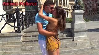 Kissing Prank - Sexy Italian Kiss in the STREET