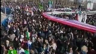 Iranians Pour into Streets - in Millions میلیون ها ایرانی در ۲۲ بهمن ۱۳۹۰