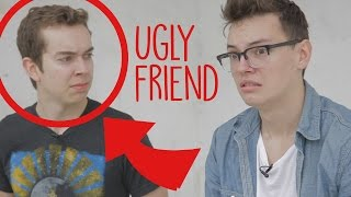 "The ""Ugly Friend"" effect."