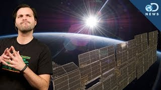 Why Should We Launch Solar Panels Into Space?
