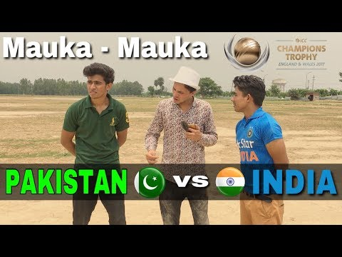 Xxx Mp4 Mauka Mauka India Vs Pakistan Champions Trophy Round2Hell R2H 3gp Sex