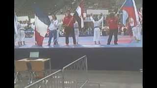 أفتتاح بطولة العالم للكاراتيه التقليدى 2012