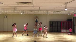 Cheer Up / TWICE (Kids Kpop Dance Classes by I LOVE DANCE)