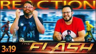 "The Flash 3x19 REACTION!! ""The Once and Future Flash"""
