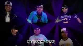 2PM (투피엠) - 미친거 아니야 'Go Crazy' (English Cover)