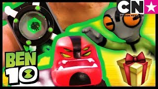 Ben 10 Toy Play | ALL Of The Alien Toys! | Cartoon Network