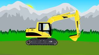 Truck and Excavator | Children