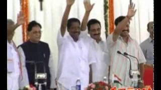 Omman Chandi takes Oath-DINAMALAR