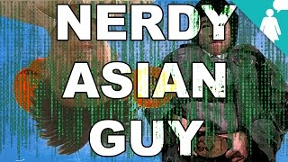 Stereotypology: Nerdy Asian Guys