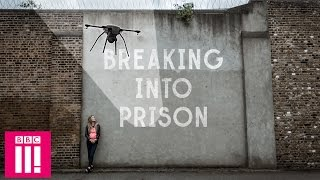 Breaking Into Prison: Drug Smuggling on the Inside