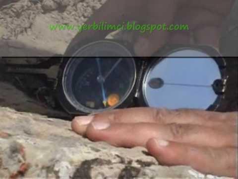 Jeolojik Pusula Kullanımı