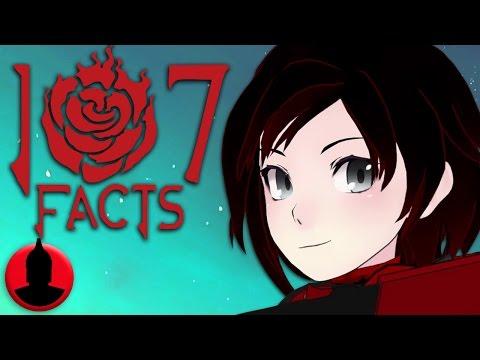 107 RWBY Facts 107 (ToonedUp #196)