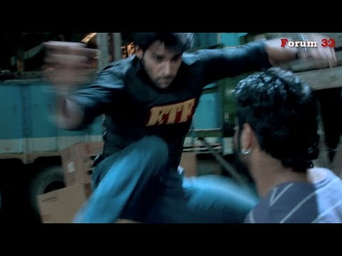 Arjun: Deleted action scene - Recovery Agent Episode