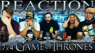 Game of Thrones 7x4 REACTION!!