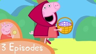 Peppa Pig - Putting on a show (3 episodes)