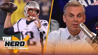 Jets are a 'tire fire,' Patriots' addition of Mohamed Sanu means 'the AFC is over' | NFL | THE HERD