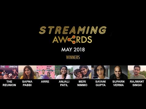Xxx Mp4 Winners Streaming Awards May Edition The Digital Hash 3gp Sex