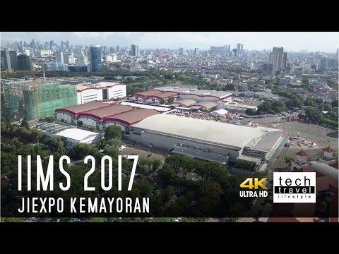 [4K] Indonesia International Motor Show - IIMS 2017 - JIEXPO Kemayoran