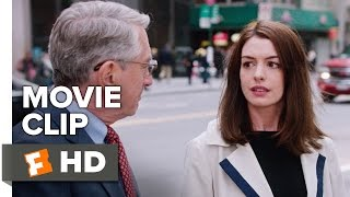 The Intern Movie CLIP - I'll Be Here (2015) - Robert De Niro, Anne Hathaway Drama Movie HD