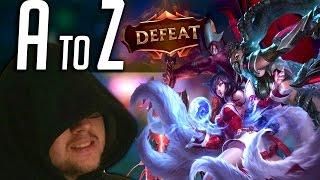 DYRUS A TO Z : Episode #1 (Aatrox - Amumu)