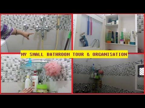Xxx Mp4 Indian Small Bathroom Tour And Organization Ideas 2018 3gp Sex