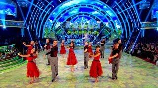 Movie Week Group Dance - Strictly 2016: Week 3