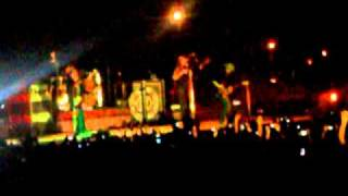 Third Day- Lift Up Your Face in Mercedes, Tx