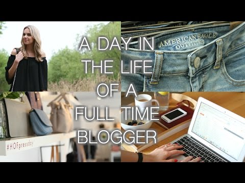 Xxx Mp4 A DAY IN THE LIFE OF A FULL TIME BLOGGER 3gp Sex