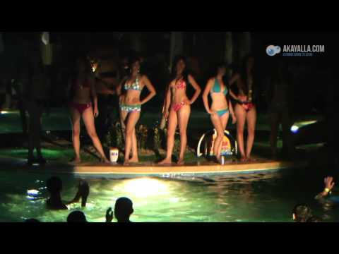 Bikini Contest Guamúchil 2011 AquaNach