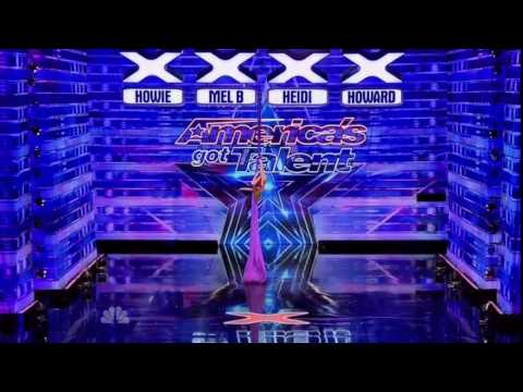Xxx Mp4 America S Got Talent 2014 Auditions Laura Dasi FULL 3gp Sex