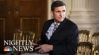 Pentagon Now Investigating Mike Flynn, Oversight Committee Reveals | NBC Nightly News