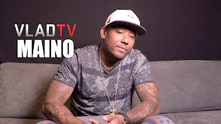 Maino Breaks Silence on Mellanie Monroe Assault Charges