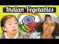 KIDS EAT INDIAN VEGETABLES   Kids Vs. Food