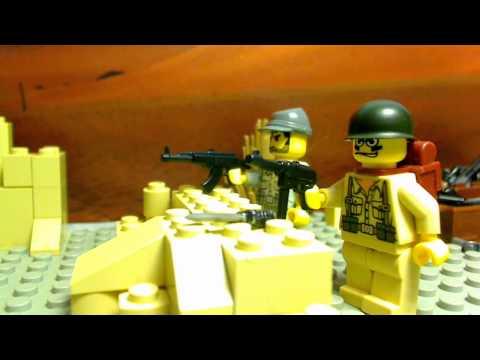 Human Ingenuity LEGO