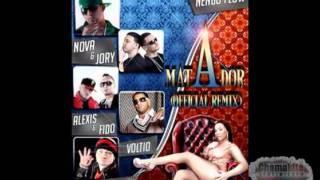 Matador Official Remix - Nengo Flow Ft. Nova Y Jory, Alexis y fido, Julio Voltio, Jowell 2010