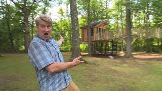 America's Got Talent And Grace VanderWaal's Got A Treehouse!